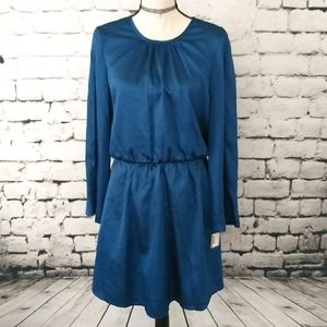 NWT Rachel Roy Teal Dress M